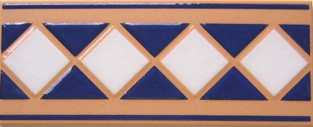 Bordüren Fliesen Blau Weiss Cotto Villeroy Boch 1025 Cm